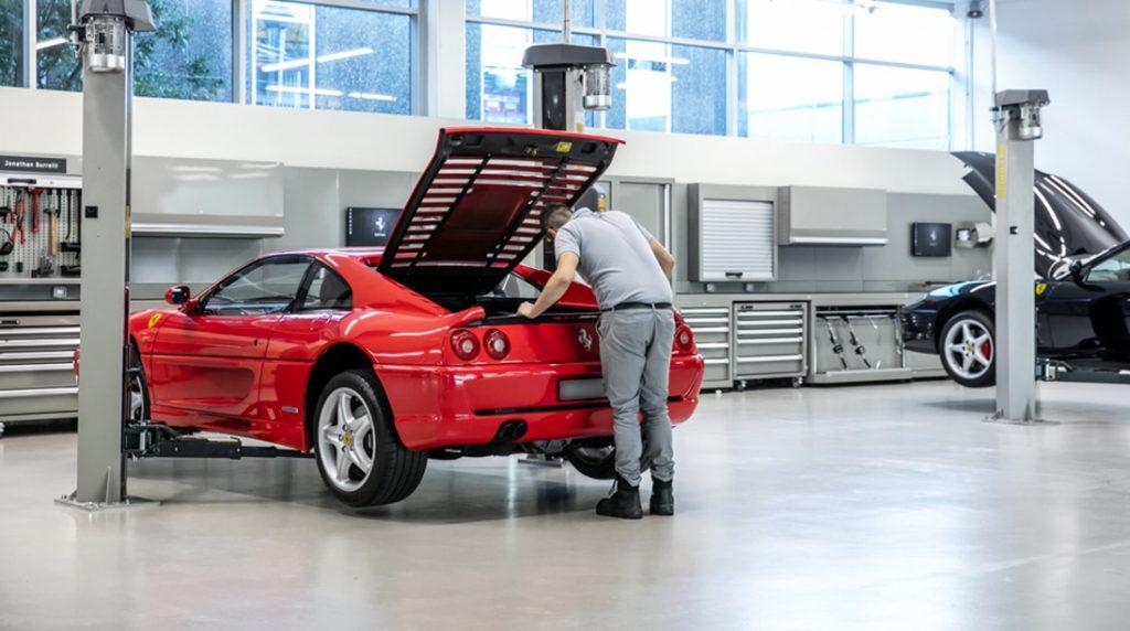 Ferrari Mechanics Artarmon